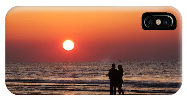 Starting Your Day Off Right With The One You Love IPhone Case