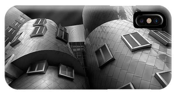 Gehry iPhone Case - Stata Center by Louis-philippe Provost