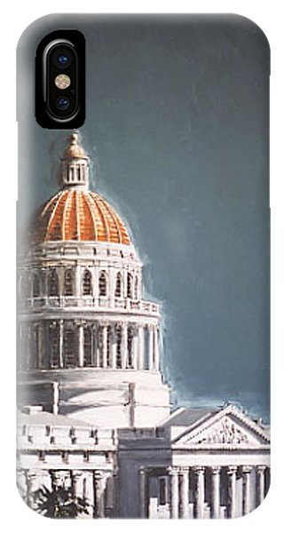 iPhone Case - State Capitol by Paul Guyer