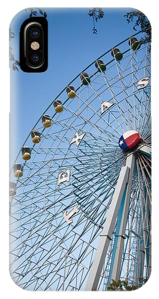 State Fair Time In Texas IPhone Case