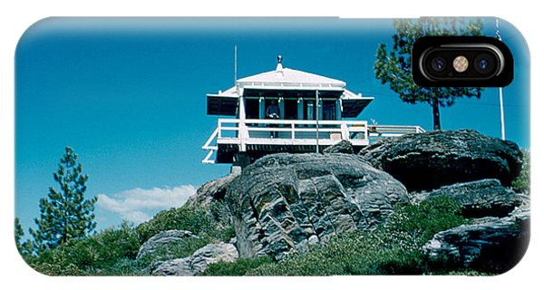 State Line Lookout 1956 3 Phone Case by Cumberland Warden