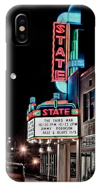 State Theater IPhone Case