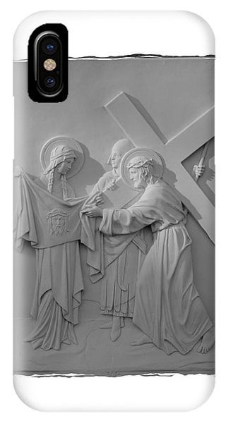 Station V I IPhone Case