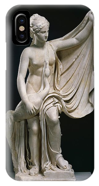 Statue Of Leda And The Swan Unknown Roman Empire 1st IPhone Case