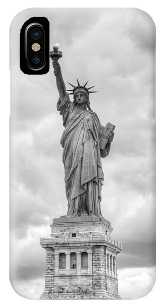 Statue Of Liberty Full IPhone Case