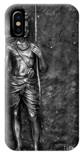 Statue Of Lord Sri Ram IPhone Case