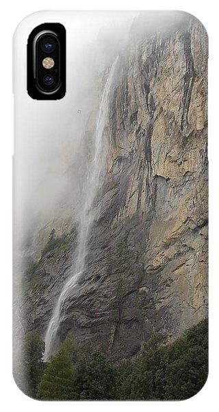 Staubbach Falls IPhone Case