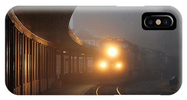 Staunton Virgina Train IPhone Case