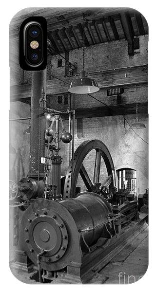 Steam Engine At Locke's Distillery IPhone Case