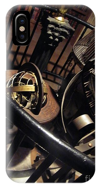 Steam Punk Travel IPhone Case