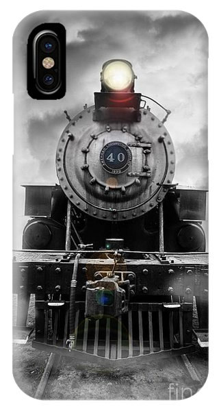 Steam Train Dream IPhone Case