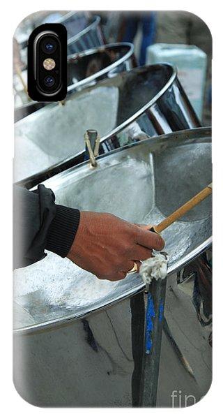 Steel Drum Corps IPhone Case