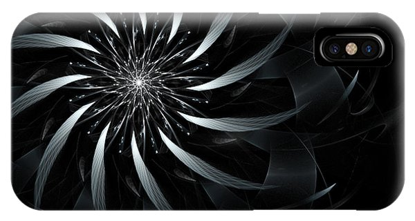 Steel Magnolia IPhone Case