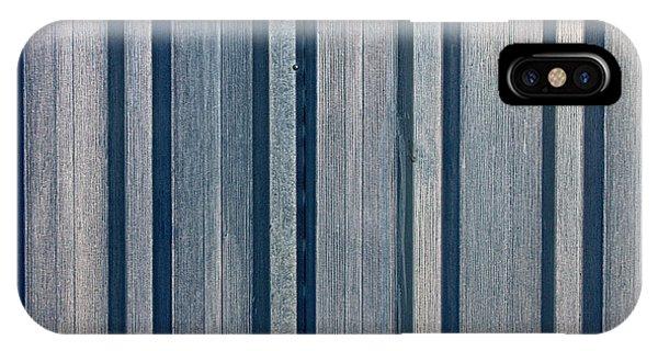 Steel Sheet Piling Wall IPhone Case