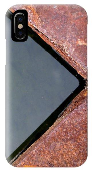 Steel Wharf Detail IPhone Case
