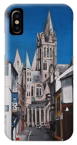 Steeples IPhone Case