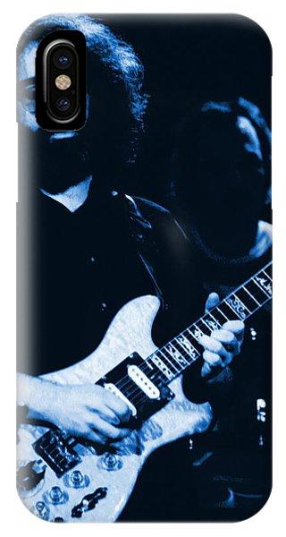 Stella Blue At Winterland 3 IPhone Case