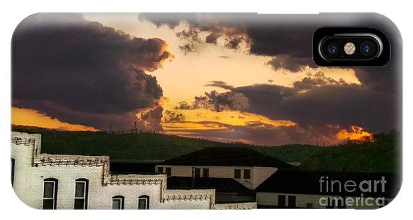 Beautiful Clouds IPhone Case