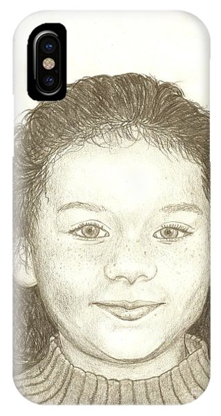 Stephanie IPhone Case