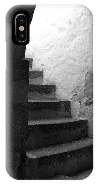 Steps On Patmos IPhone Case