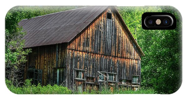 Sterling Valley Barn IPhone Case