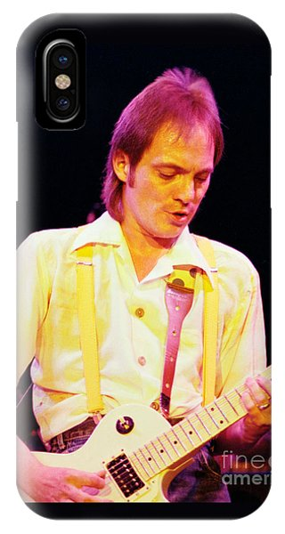 Steve Marriott - Humble Pie At The Cow Palace S F 5-16-80  IPhone Case