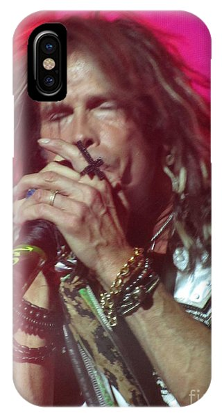 Steven Tyler Picture IPhone Case
