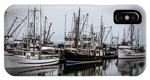 Steveston Harbour IPhone Case