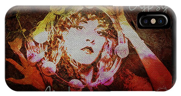 Stevie Nicks - Gypsy IPhone Case