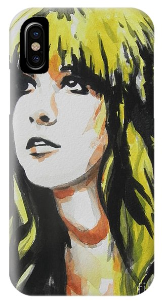 Stevie Nicks 01 IPhone Case