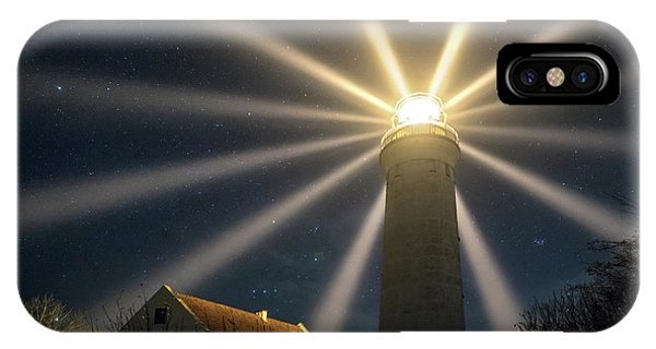 Maritime iPhone Case - Stevns Lighthouse by Keller