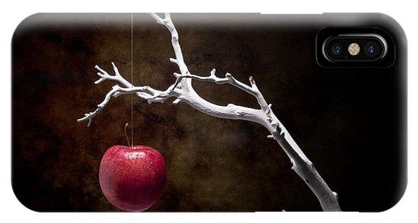 Still Life Apple Tree IPhone Case