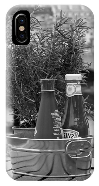 Still Life Condiments IPhone Case