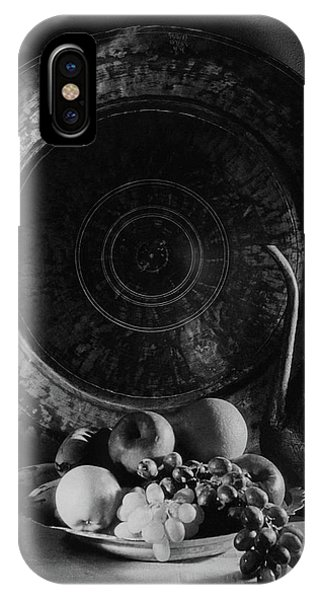 Still Life Of Armenian Plate And Other IPhone Case