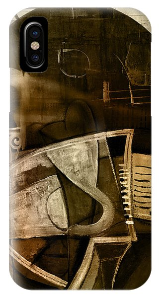 Still Life With Piano And Bust IPhone Case