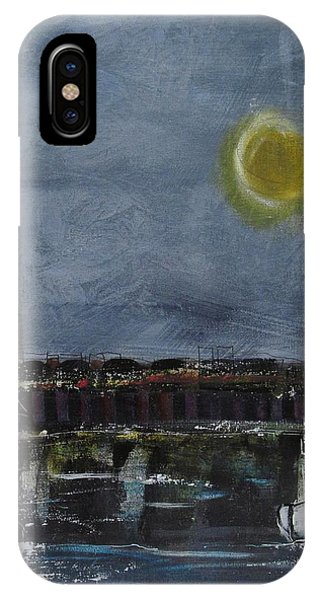 Still Of The Night # 2 IPhone Case