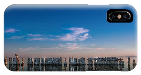 Still Water IPhone Case