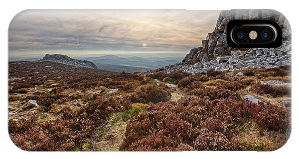 Stiperstones National Nature Reserve IPhone Case