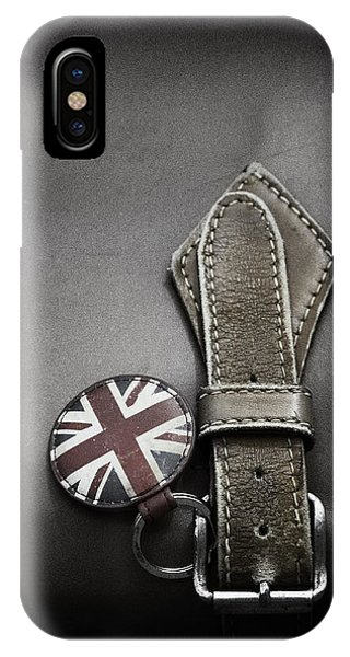 .stitched Up IPhone Case