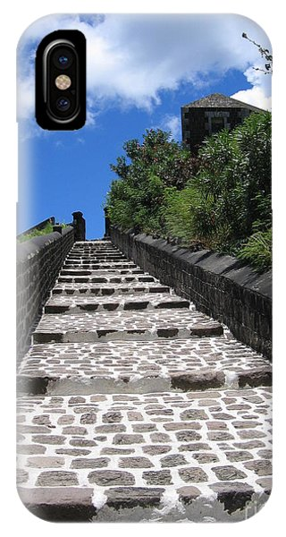 St.kitts - Ascent IPhone Case