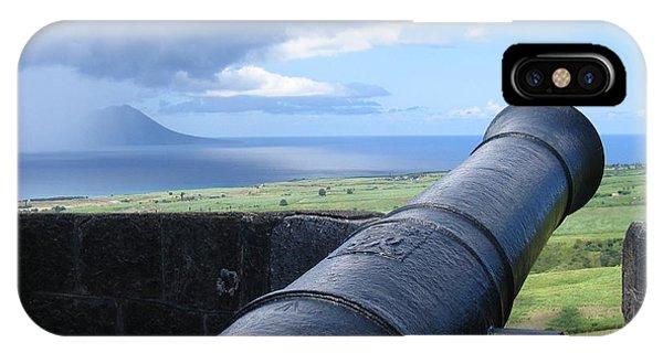 St.kitts Nevis - On Guard IPhone Case