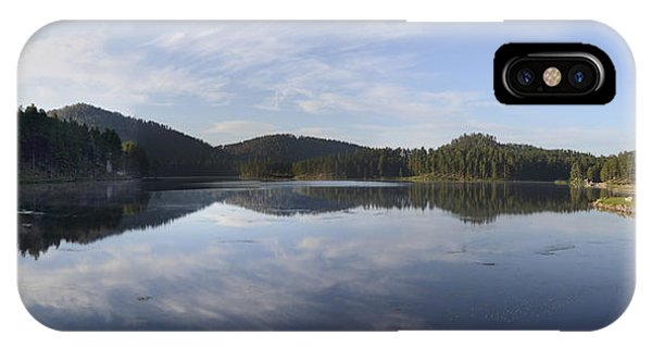 Stockade Lake IPhone Case