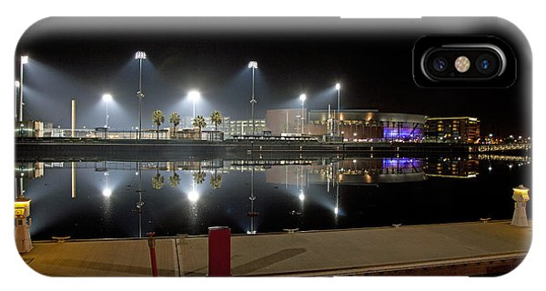 Stockton Stadium IPhone Case