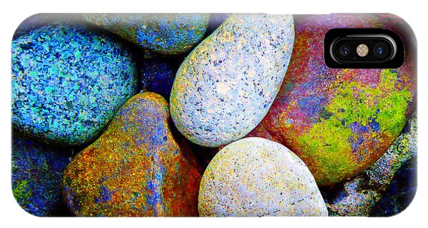 Stone And Light 9 IPhone Case