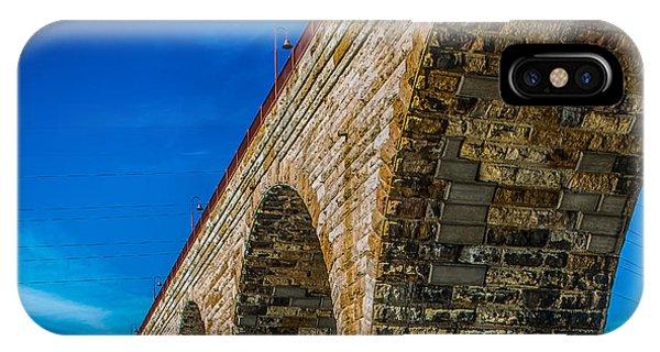 Stone Arch Bridge By Paul Freidlund IPhone Case