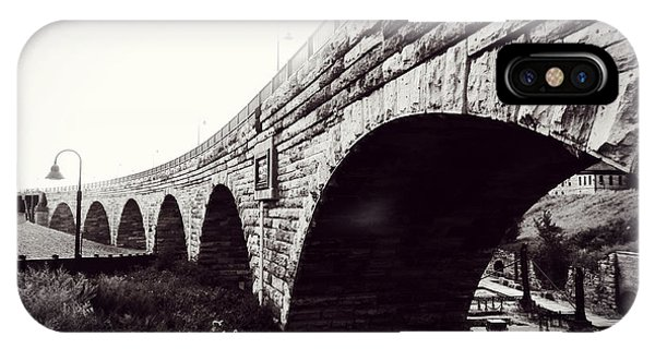 Stone Arch Bridge IPhone Case