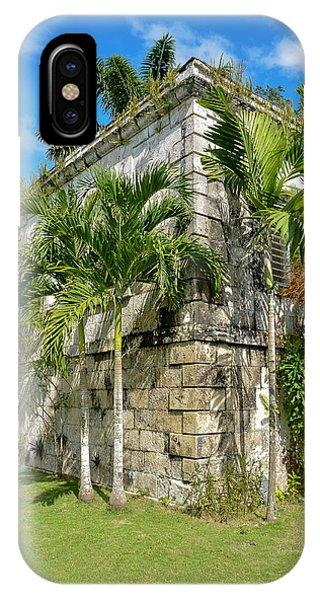 Stone Building Good Hope Estate Jamaica IPhone Case