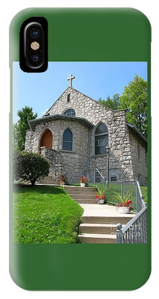 Stone Church IPhone Case