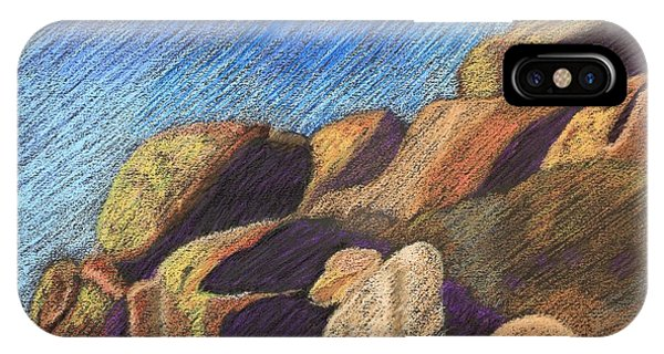 Stone Formations IPhone Case