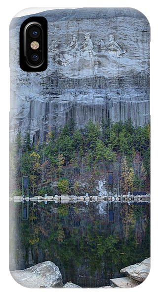 Stone Mountain - 2 IPhone Case